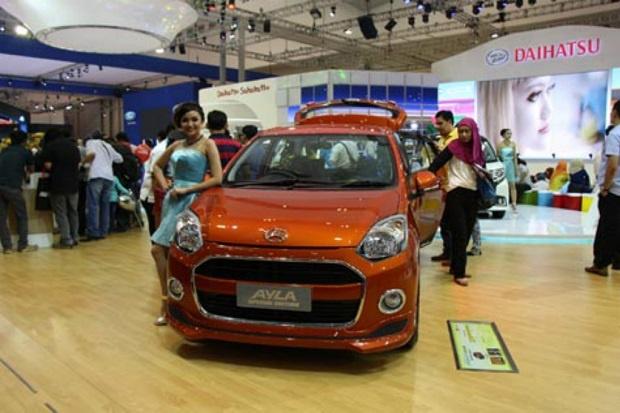 Mobil Murah Daihatsu Ayla Special Edition Tampil Lebih Sporty