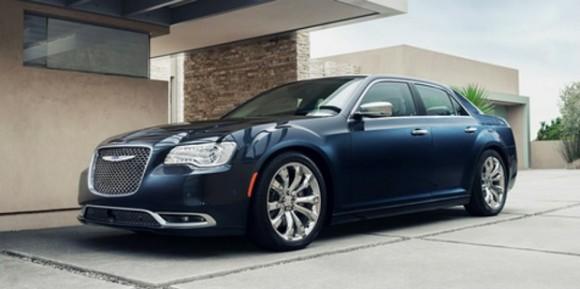 New Chrysler 300C Akan Hadir di IIMS 2015