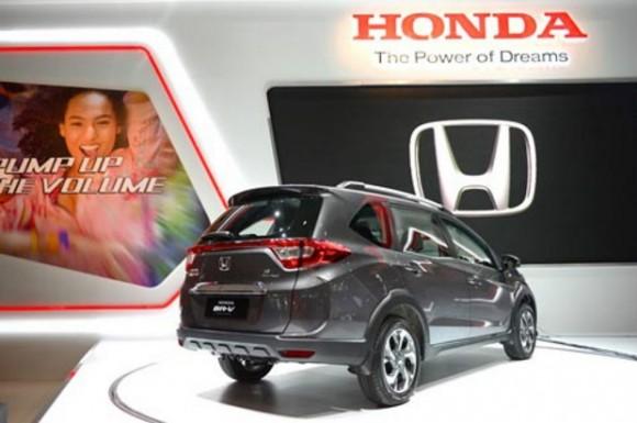 Pemesanan Honda BR-V di IIMS Hanya Merogoh Kocek Rp 5 Jutaan
