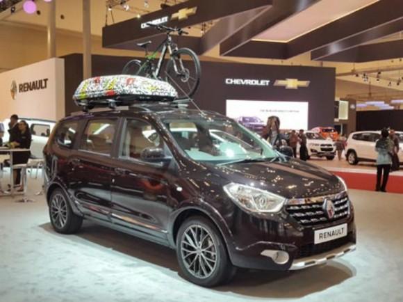 Renault Melahirkan Low MPV Rasa Eropa, Yakni Renault Lodgy