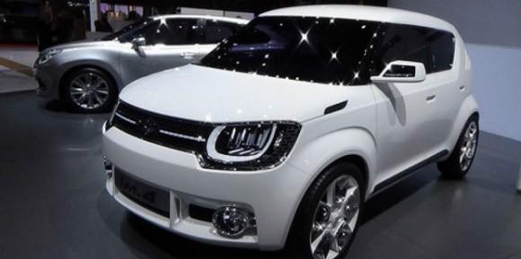 Sosok SUV Baru Suzuki Yang Akan Hadir Di Indonesia