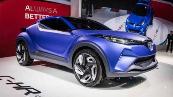 Toyota Tengah Mempersiapkan SUV Terbarunya Untuk Menantang Juke dan HR-V
