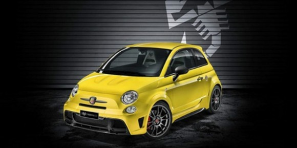 Abarth Edisi 'The Smallest Supercar' Hanya Diproduksi 133 Unit