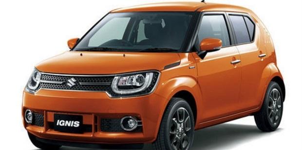 Compact Crossover Suzuki Ignis Siap Tampil Perdananya Bulan Depan