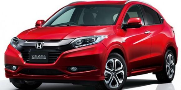 Honda Menyediakan Kelas Premium Vezel Special Edition