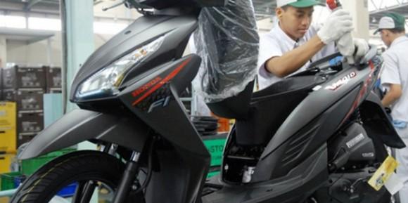 Lagi-Lagi Honda Menghadirkan New Vario eSP 110cc