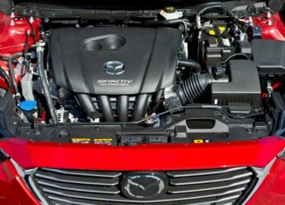 Mazda CX-3 Akan Hadir di Indonesia Berbekal Mesin 2.000 cc