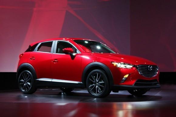 Mazda CX-3 Akan Hadir di Indonesia Untuk Menantang Honda HR-V