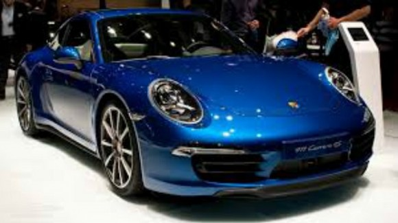Porsche Rilis 911 Teranyar Diajang Frankfurt Motor Show