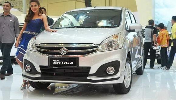 Suzuki New Ertiga Sudah Resmi di Rilis