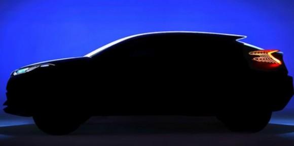 Toyota Boyong Crossover Baru Dari Hasil Evolusi Prototipe C-HR