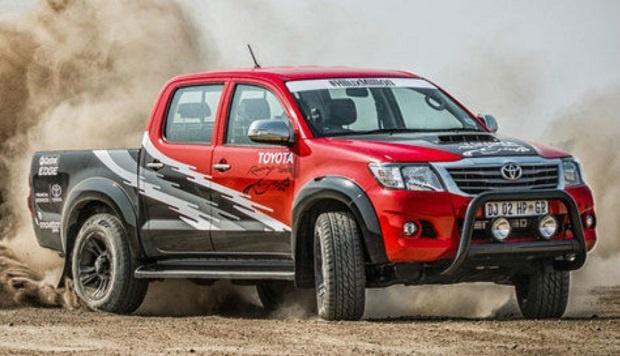Toyota Hilux Berotot 450 HP Hadir Hanya Satu Unit Dengan Harga US$ 72.000 (Rp 1.01 miliar)