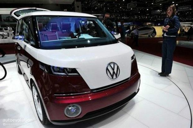 Volkswagen Mengambil Jalan Pintas Untuk Hadirkan New Microbus Concept