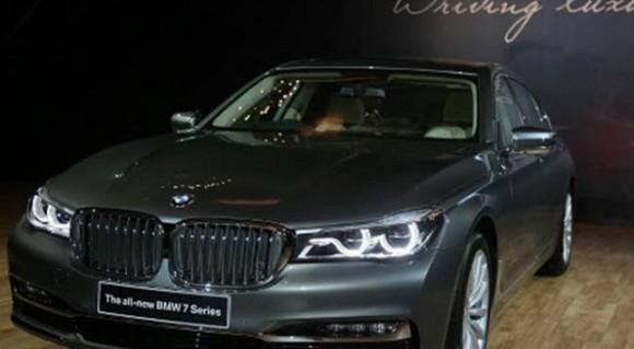 All New BMW Seri-7 Resmi Mengaspal di Indonesia