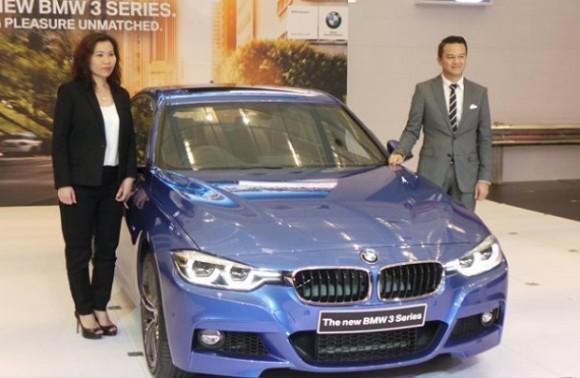 BMW Menyapa Masyarakat Dengan Menghadirkan Mobil Anyarnya di Ibu Kota