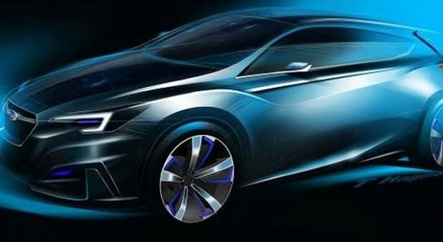 Dua Model Konsep Subaru Siap Unjuk Gigi