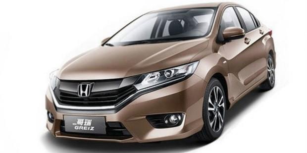 Kembaran Honda City Muncul Di Tiongkok Dengan Julukan Honda Greiz