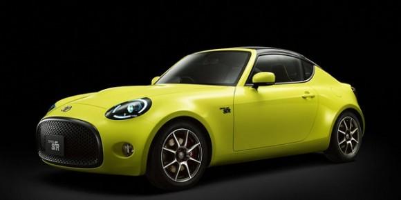 Mobil Konsep Terbaru Lahiran Toyota Dengan Bentuk Yang Unik