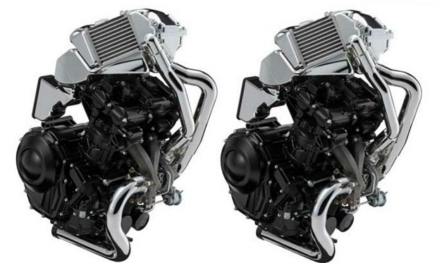 Pembuktian Suzuki Jika ia Masih Bisa Berinovasi Dengan Memamerkan Mesin Turbo