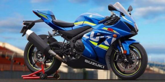 Inilah Sosok Dari Suzuki GSX-R1000