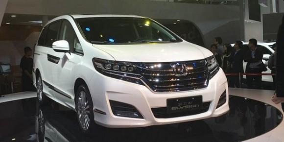 Rival Terbaru Alphard dan Velfire di kelas MPV, Yakni New Honda Elysion