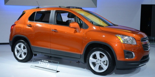 SUV Mini Turbo Chevrolet Resmi di Indonesia Bulan Depan