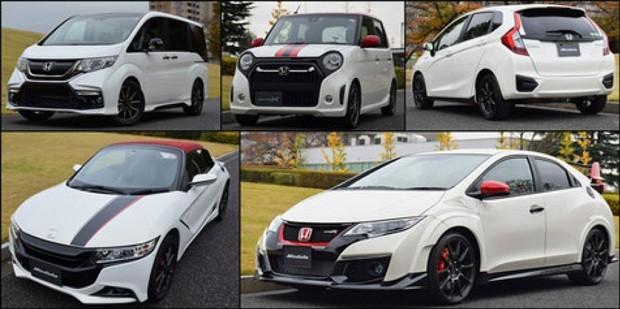 Honda Telah Menyiapkan 6 Modulo Keren Untuk Menyambut 2016 Besok