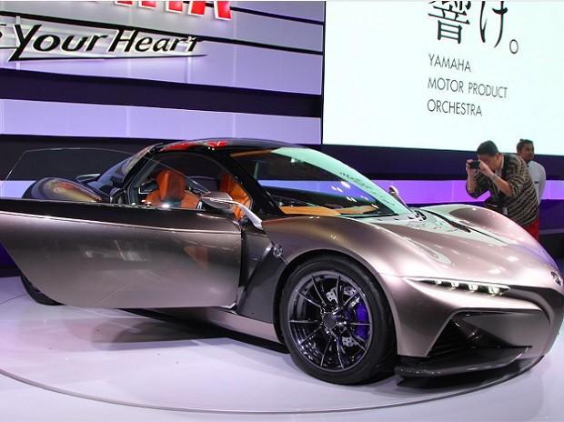 Mobil Sport Yamaha Bermesin Turbo Dipasarkan Tahun 2017