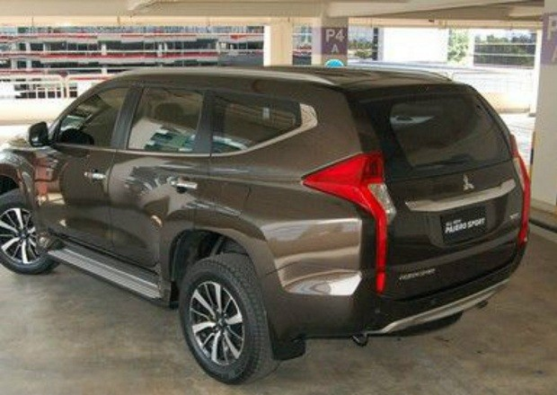 Ini Dia Wujud Asli Mitsubishi All New Pajero Sport untuk Indonesia