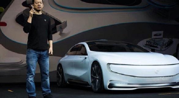 Mobil Elektrik Dengan Julukan LeSEE Asal Tiongkok Siap Menantang Tesla
