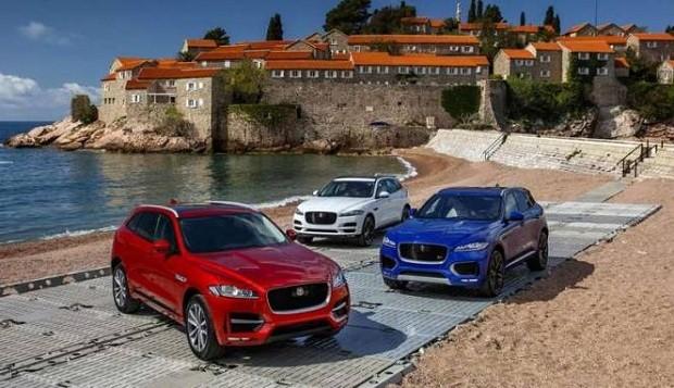 Hadirnya SUV Crossover Jaguar F-Pace Seakan Menggempur Tradisi