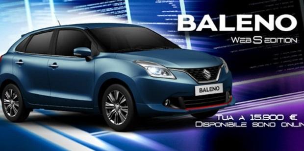 Suzuki Baleno Resmi du Luncurkan Dengan Harga Rp 200 Jutaan