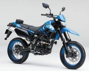 Kawasaki Siapkan Wajah Baru D-Tracker 250 Final Edition