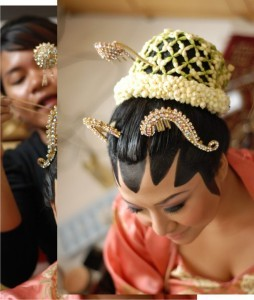 Tips Riasan Pengantin Ala Yogyakarta