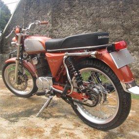 Tips Berakhir Pekan Dengan Motor Honda