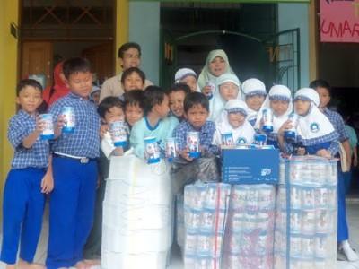 Kerja Sosial membantu anak-anak putus sekolah