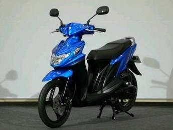 Model Terbaru di Kelas Skutik yakni Suzuki Nex