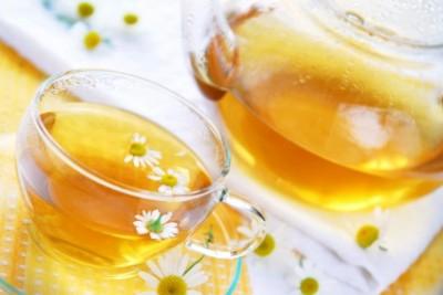 Minumlah teh chamomile dan minuman tidak bersoda