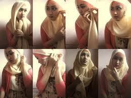 Tips Dandan Memakai Jilbab