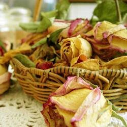 Tips Keringkan Bunga