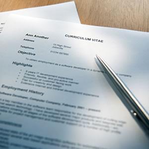 Tips untuk Desain Resume Profesional