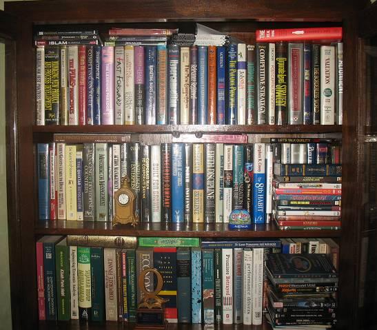 Tips Menyimpan Buku Yang Baik