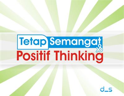 Fokus pada hal Positif