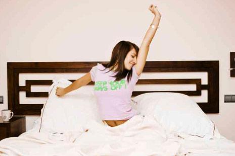 Manfaat Bagi Kesehatan Orang Yang Suka Bangun Pagi