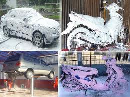 Tips Buka Usaha Cucian Motor dan Mobil