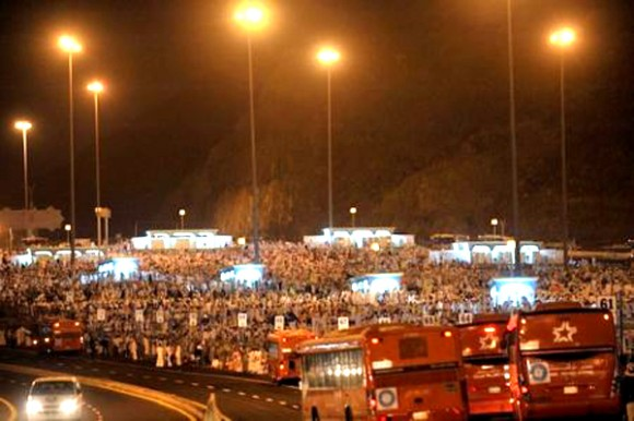 Do'a Untuk Menyambut Jemaah Haji
