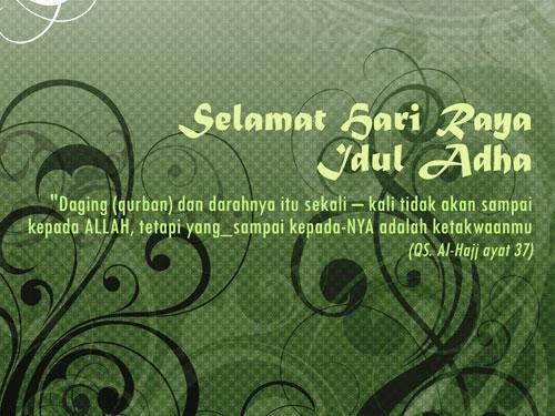 SMS Selamat Hari Raya Idul Adha Untuk Mantan