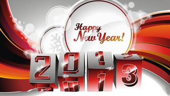 Koleksi Ucapan Selamat Tahun Baru 2013