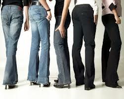 Tips Memilih Celana Sesuai Dengan Bentuk Tubuh