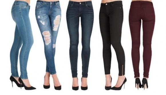 Tips Mengenakan Jeans Agar Terlihat Lebih Chic